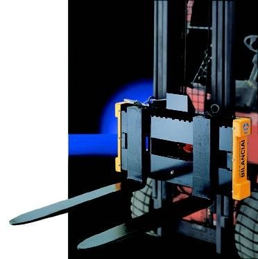 weighing systems for forklift trucks