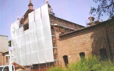 Restauro facciate edifici