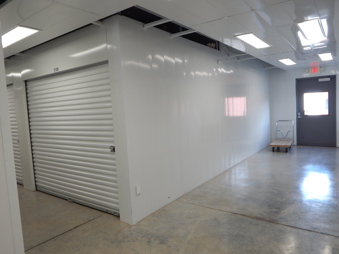 indoor self storage in bentonville, ar