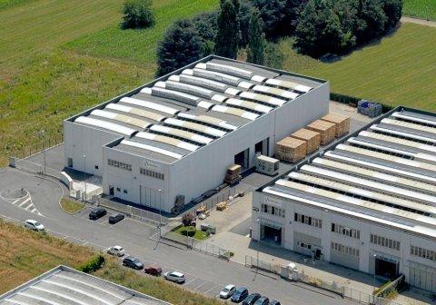 Galli Aldo - Nave industrial