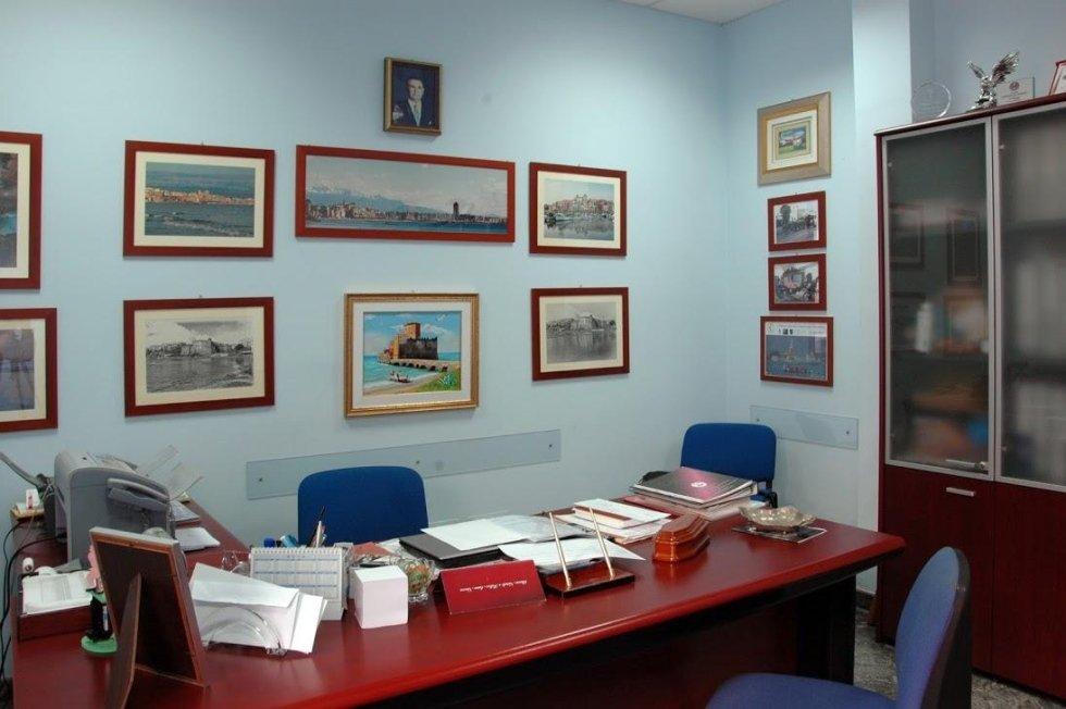 Ufficio dell'agenzia funebre