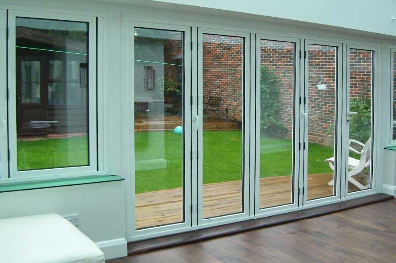 Bi-Folding doors to garden