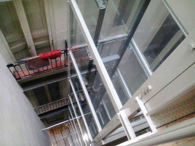 Strutture per ascensori