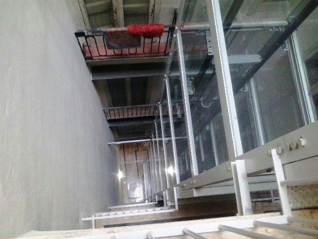 Strutture in ferro per ascensori