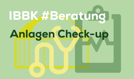 image, flat illustration, Anlagen Check Up, IBBK Biogas