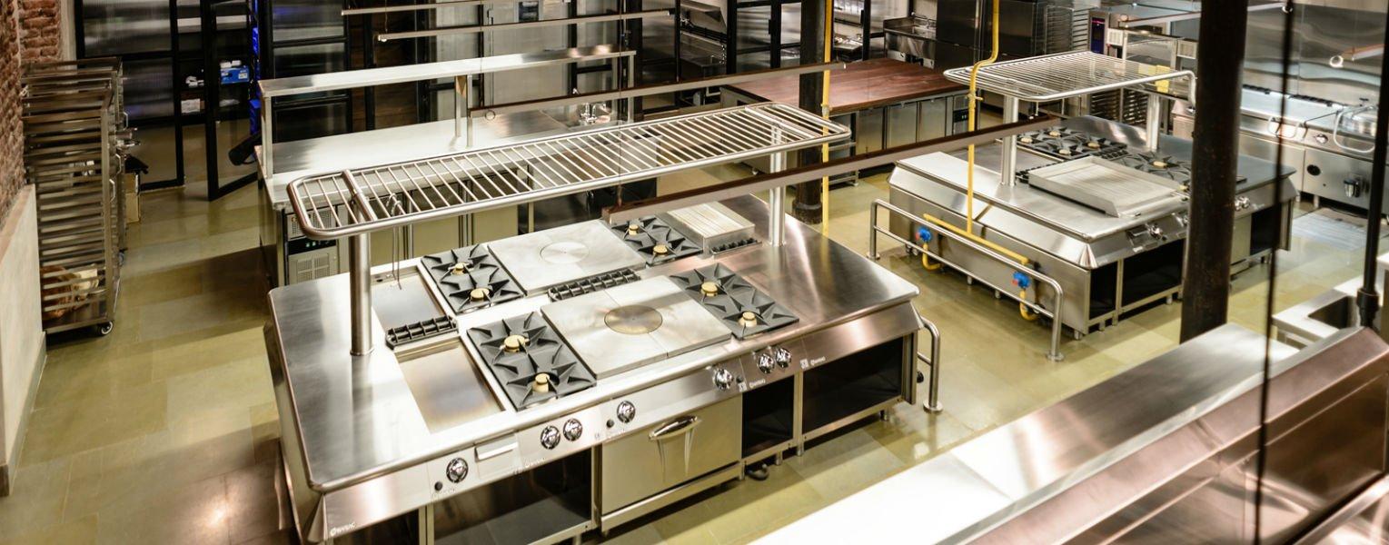 Vari modelli di cucine