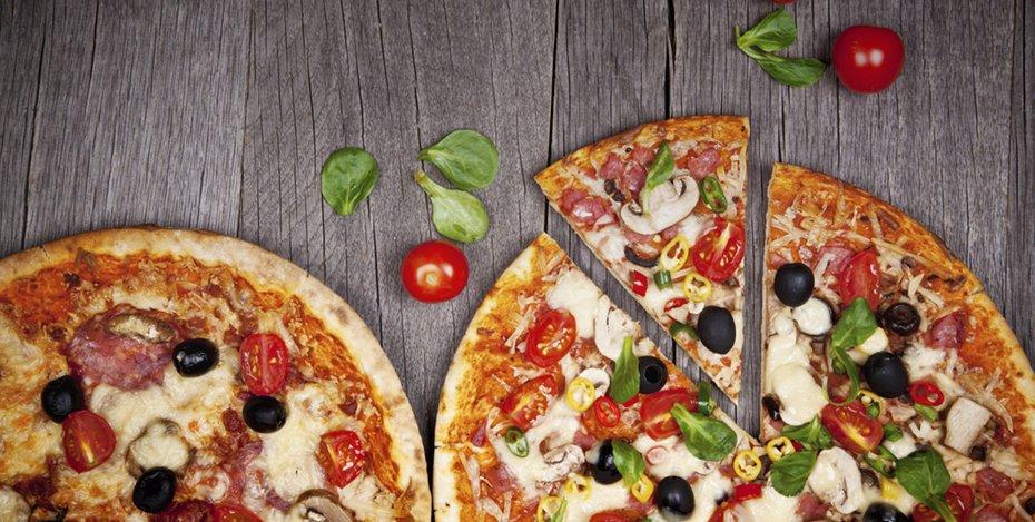 due pizze farcite