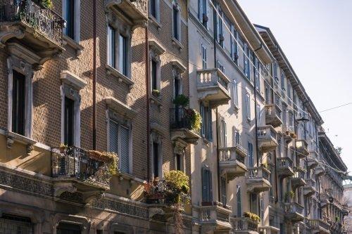 facciata esterna edifico storico