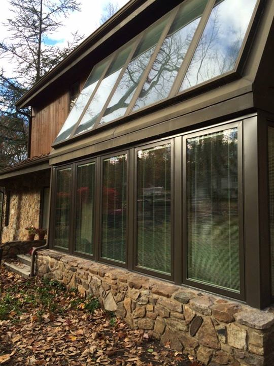 vinyl replacement windows Newtown PA