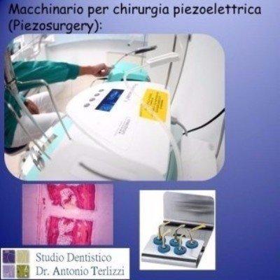 tecniche ed attrezzature chirurgiche