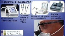 attrezzature per l'odontoiatria