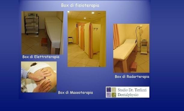 Box di fisioterapia