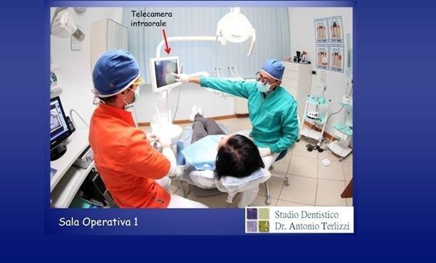 Prima sala operativa