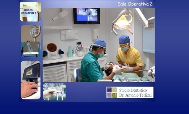 Seconda sala operativa