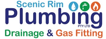 Scenic Rim Plumbing Logo