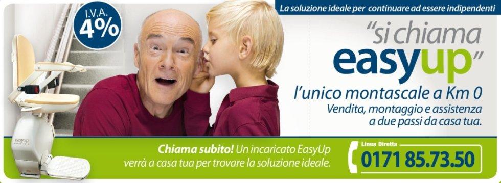 EasyUp Montascale