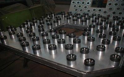 cilindri in metallo