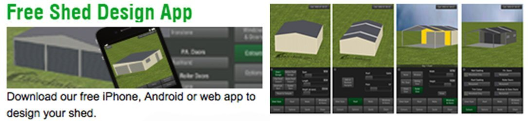 Just-sheds-Application