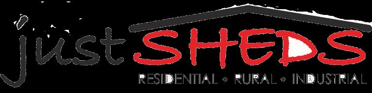 just sheds logo