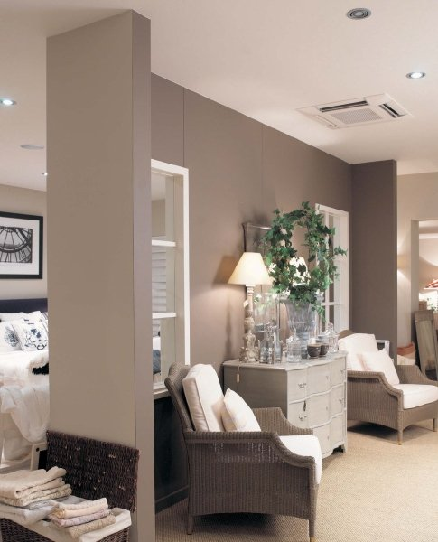 Ducted Bedrooms