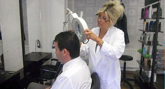 scalp problem detection