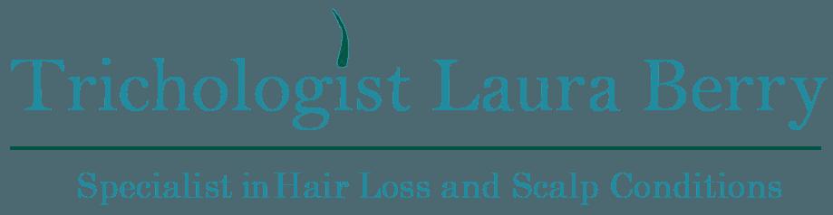Trichologist Laura Berry logo