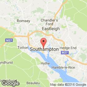 Southampton, Eastleigh, Romsey