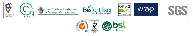 SGS wrap bsl ukas logos