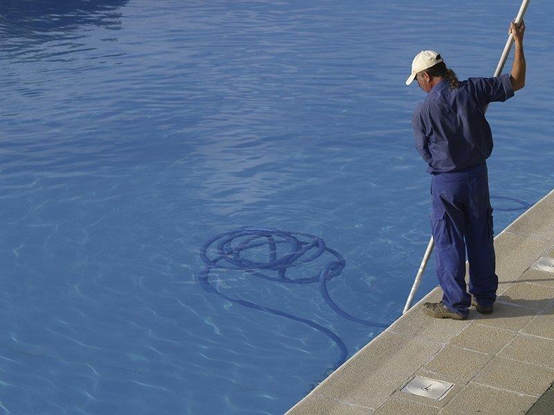 mantenimento piscine
