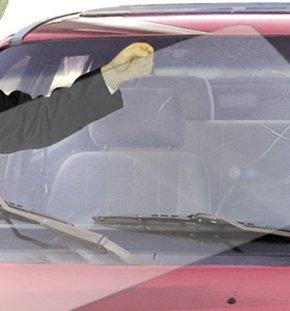Window replacements - Horsforth, Leeds - Alan Wilson Accident Repair Specialists Ltd - wind screen