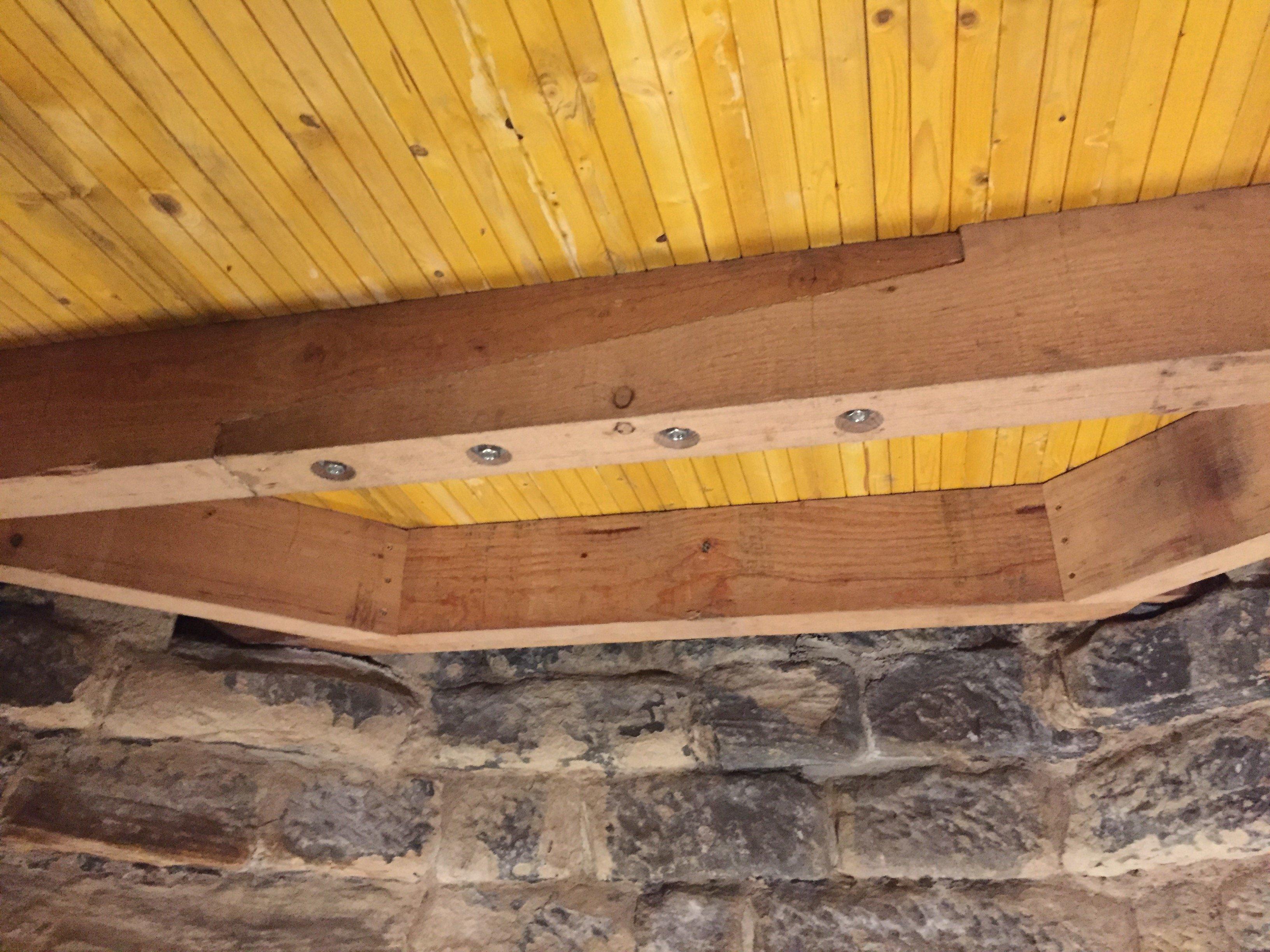 roof preservation work