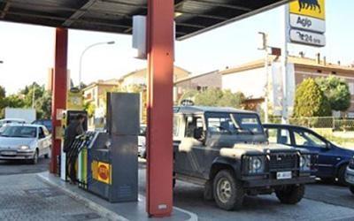 Rifornimento carburante