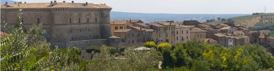 panorama di Alviano
