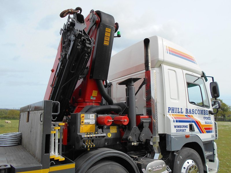 Specialist haulage services