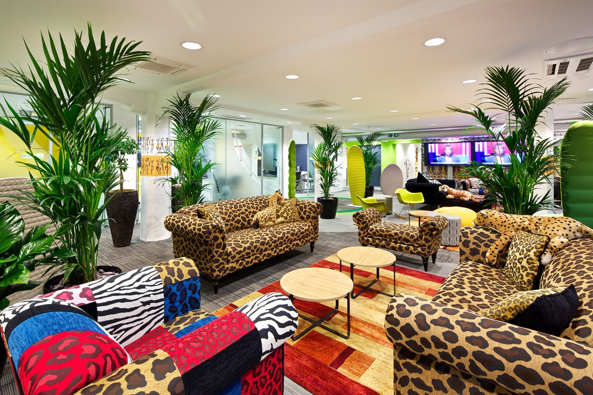 inspiring office spaces. TripAdvisor Offices In Soho Square, London. Inspiring Office Spaces