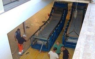 produzione scale e tappeti mobili