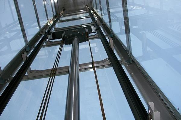 ascensori con vista