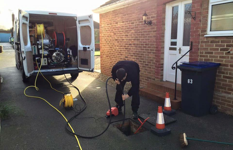 Professional Drain Cleaning in Kent