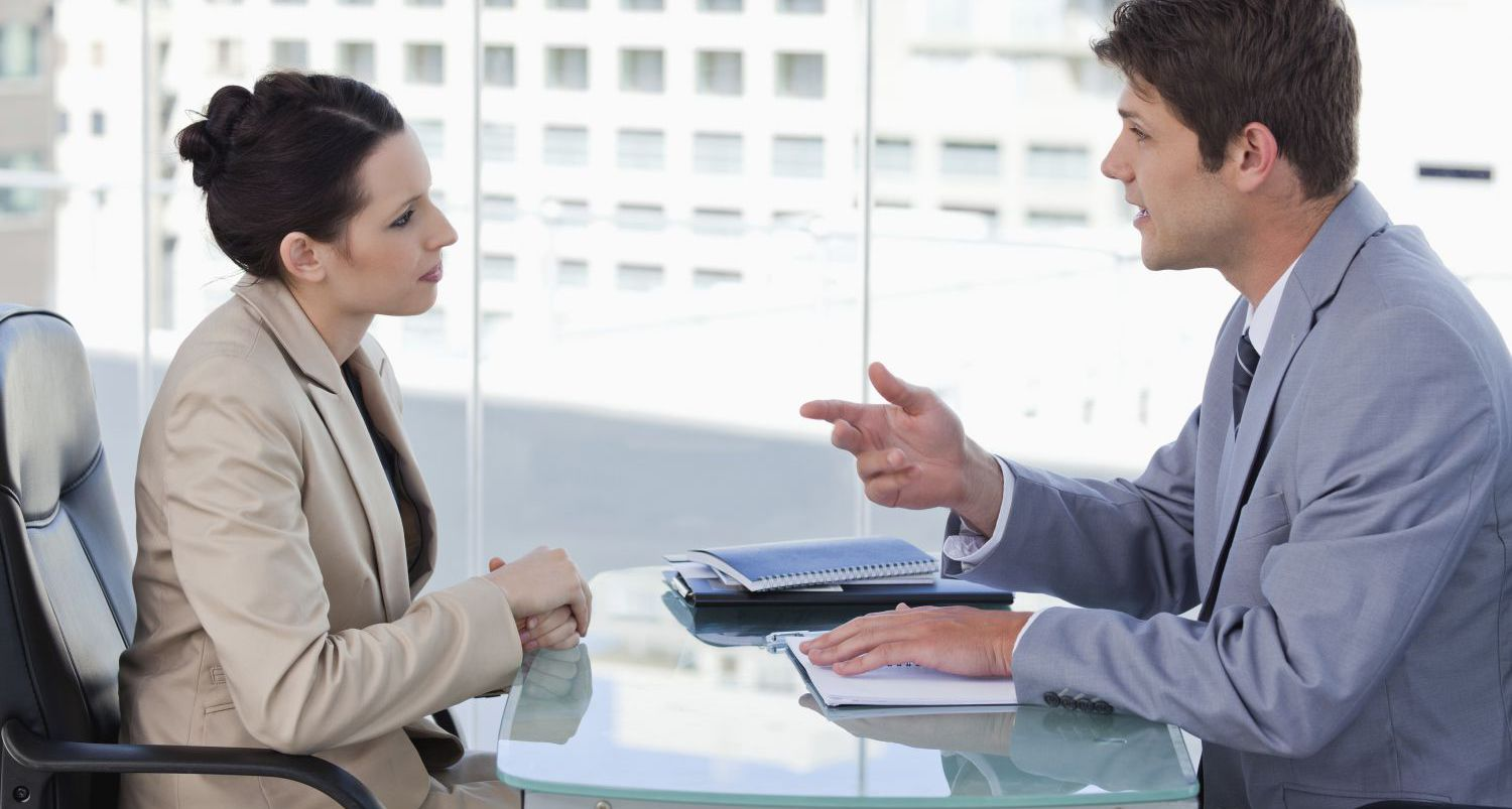 Professional attorney provides a client with legal advice in Shepherdsville, KY