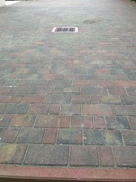 Villa Modena - pavimentazione autobloccante