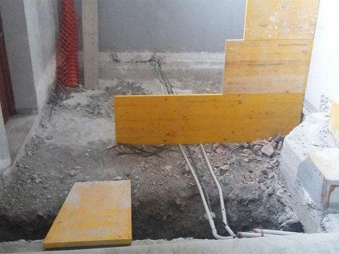 Riqualificazione pavimento