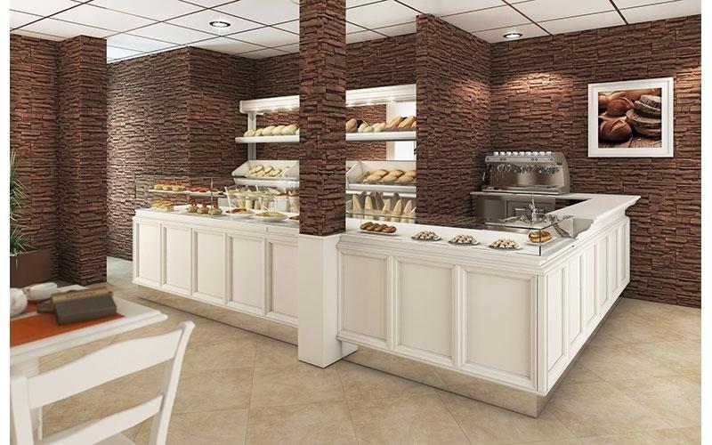 Arredamento ristoranti modello LADY LACCATO