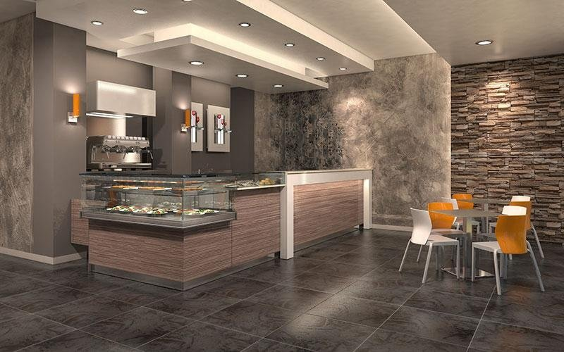 Arredamento ristorante design in31 pineglen for Arredamenti per ristoranti