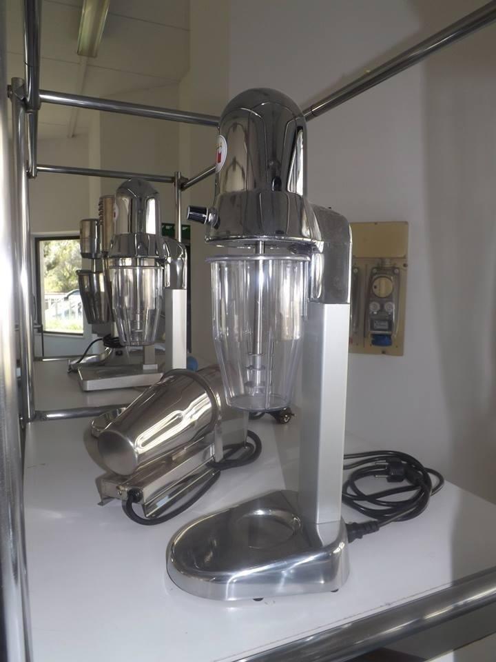 ROYAL - SIRIO VV - Mixer con bichiere in policarbonato e regolatore di velocità