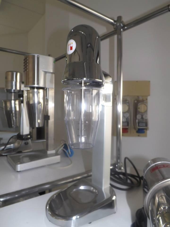 ROYAL - SIRIO - Mixer con bichiere in policarbonato