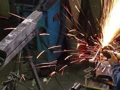 Lavorazione ferro