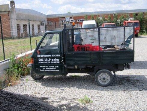Servizi di manutenzione aree verdi