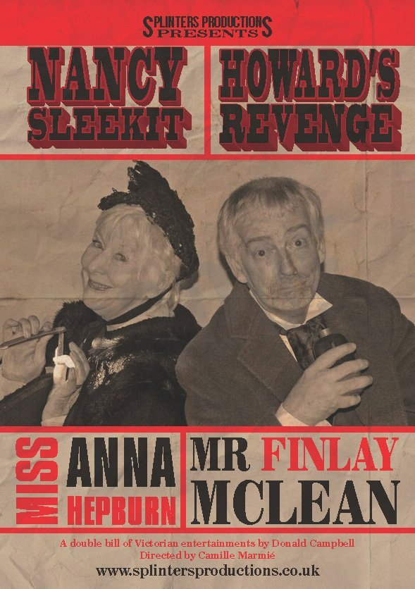 Nancy Sleekit Howard's Revenge flyer
