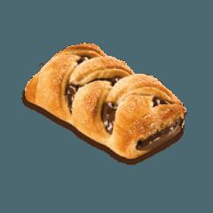 Intreccio nocciole e cacao