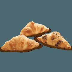 Mix croissant mignon